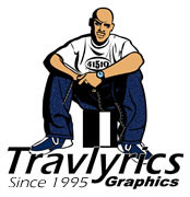 Travlyrics Graphics Since 1995. We do Baby Billboards(TM).